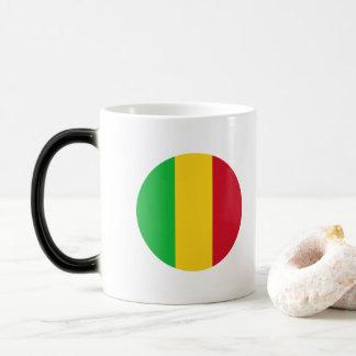 Mali Flag Magic Mug