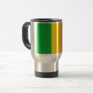 Mali Flag Travel Mug