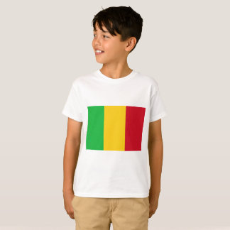 Mali National World Flag T-Shirt