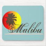 Malibu California Souvenir Mouse Pads