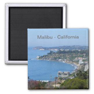 Malibu Coast Magnet! Square Magnet