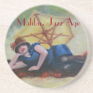 Malibu, Jazz Age, by James Lane Coaster