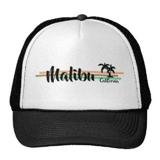 Malibu Palm T-Shirt Cap