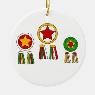 Maligayang Pasko Ceramic Ornament