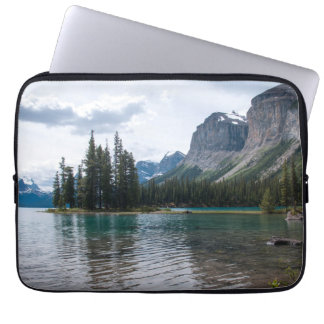Maligne Lake,Canada,Laptop Computer Sleeve