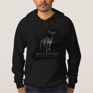 Malinois - Belgian shepherd -Mechelaar Hoodie