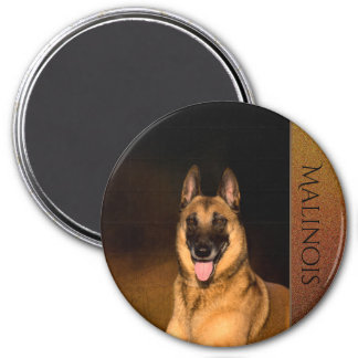Malinois Dog Fridge Magnet