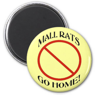 mall rats refrigerator magnets