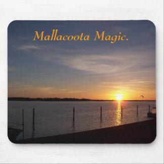 mallacoota sunrise Mallacoota Magic Mouse Mats