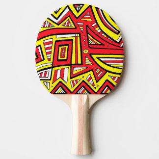 """""""Mallar"""" Ping Pong Paddle"""