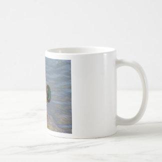 Mallard colors coffee mug