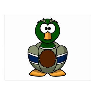 Mallard Duck Cartoon Postcards