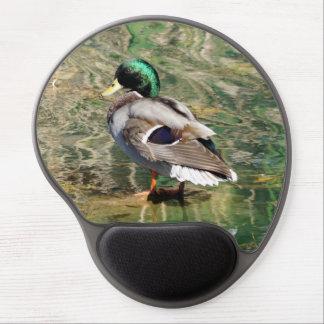 Mallard Duck Gel Mousepad
