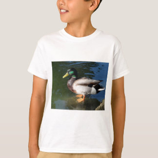 Mallard Duck Kids T-shirt