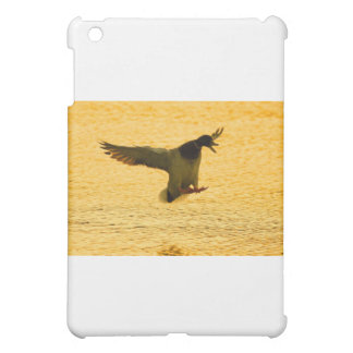 Mallard Duck Landing On Water Case For The iPad Mini