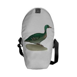 Mallard Duck Courier Bag