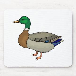 Mallard Duck Mousepads