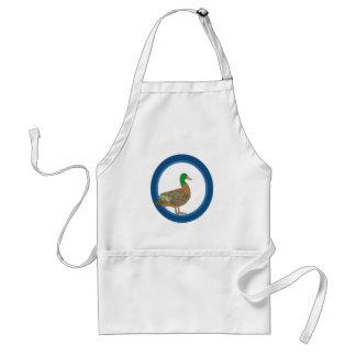 Mallard Duck Standard Apron