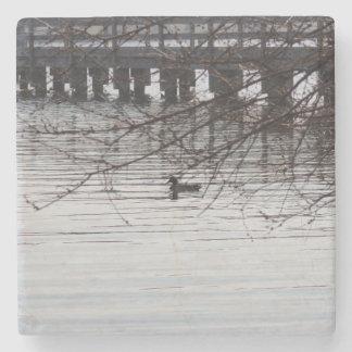 Mallard Duck Stone Coaster