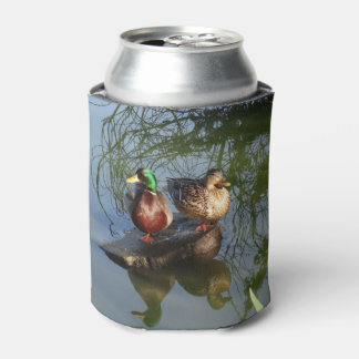 Mallard Ducks #2 Can Cooler