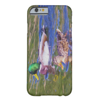Mallard Ducks Barely There iPhone 6 Case