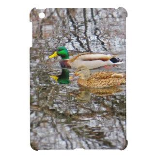 Mallard Ducks iPad Mini Cover