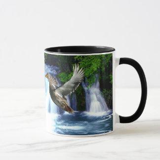 Mallard ducks mug