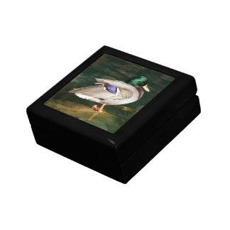 Mallard Keepsake Box