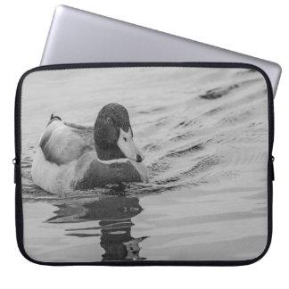 Mallard Laptop Sleeve