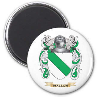 Mallon Coat of Arms Family Crest Refrigerator Magnets