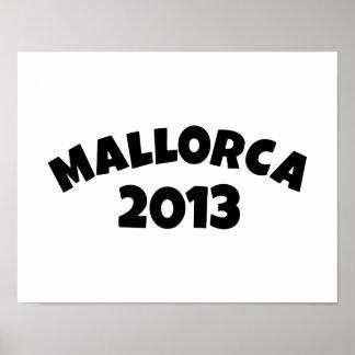 Mallorca 2013 poster