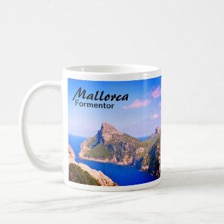 Mallorca Cap de Formentor Souvenir Coffee Mug