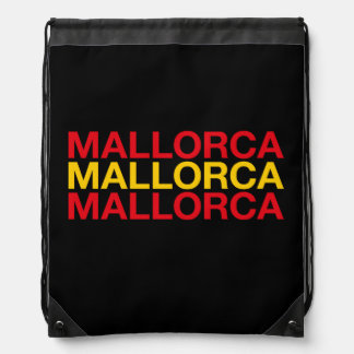 MALLORCA DRAWSTRING BAG