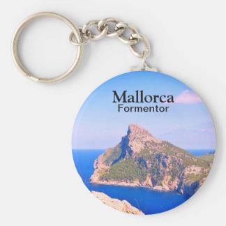 Mallorca Formentor Travel Souvenir Key Ring