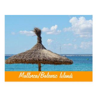 Mallorca Island - Postcard