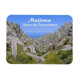 Mallorca Serra de Tramuntana Souvenir Magnet