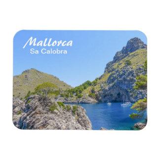 Mallorca, Spain Sa Calobra Bay Souvenir Magnet