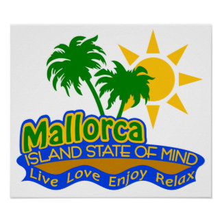 Mallorca State of Mind poster