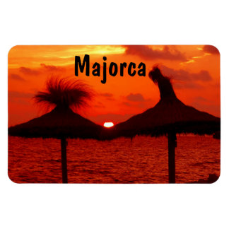 Mallorca Sunset - Magnet