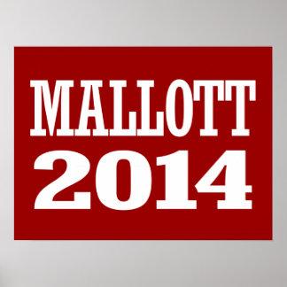 MALLOTT 2014 PRINT