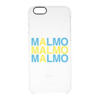 MALMO CLEAR iPhone 6/6S CASE