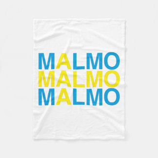 MALMO FLEECE BLANKET