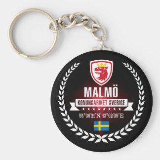 Malmö Key Ring