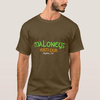 MALONEY'S, IRISH PUB , Buffalo, NY T-Shirt
