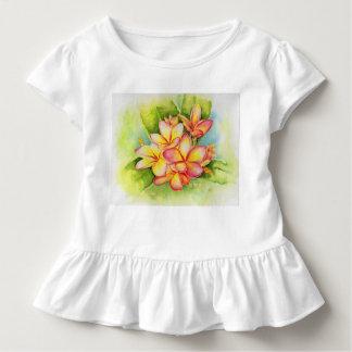 Malorie Arisumi plumeria kids Toddler T-Shirt