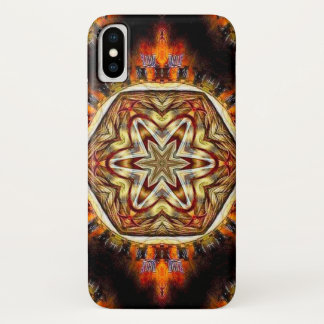 Malphas Demon Star Mandala Case