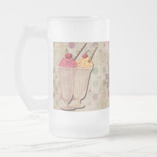 Malt Shoppe Mugs