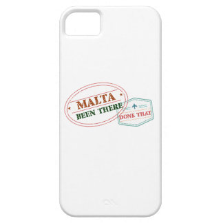 Malta Been There Done That Case For The iPhone 5