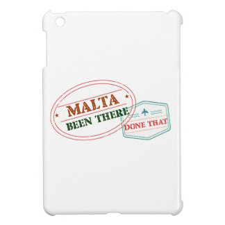 Malta Been There Done That iPad Mini Cover