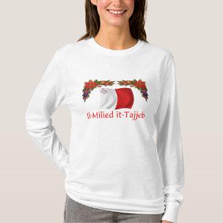 Malta Christmas T-Shirt